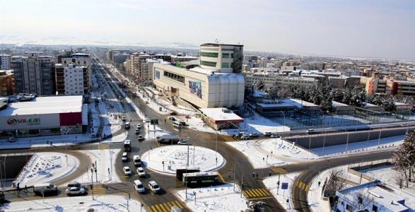 Büyük Şehir Yolu Açıldı